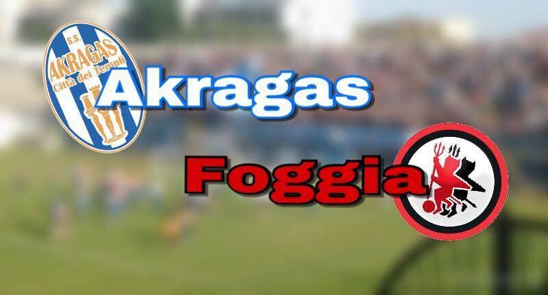All'Esseneto il Foggia passa ma soffre tanto contro un bell'Akragas