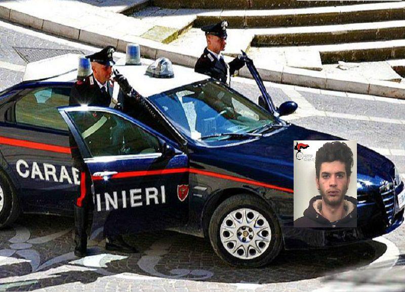 Pantelleria: litiga con due ragazzi e spara un colpo di fucile. Arrestato