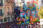 Tensione durante la sfilata dei carri di Carnevale: bimba si smarrisce tra la folla