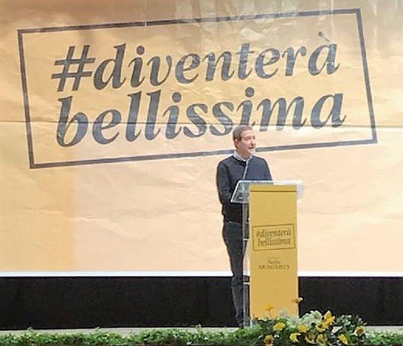 """Nello Musumeci chiama a raccolta i siciliani. Al via la campagna per le primarie del centrodestra """"Solo 5 anni e cambio la nostra amata Terra"""""""