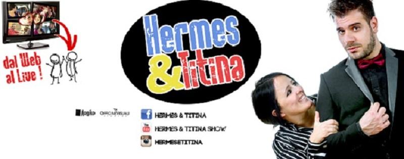 "A tu per tu con Hermes Gréco del duo comico: ""Hermes&Titina"""