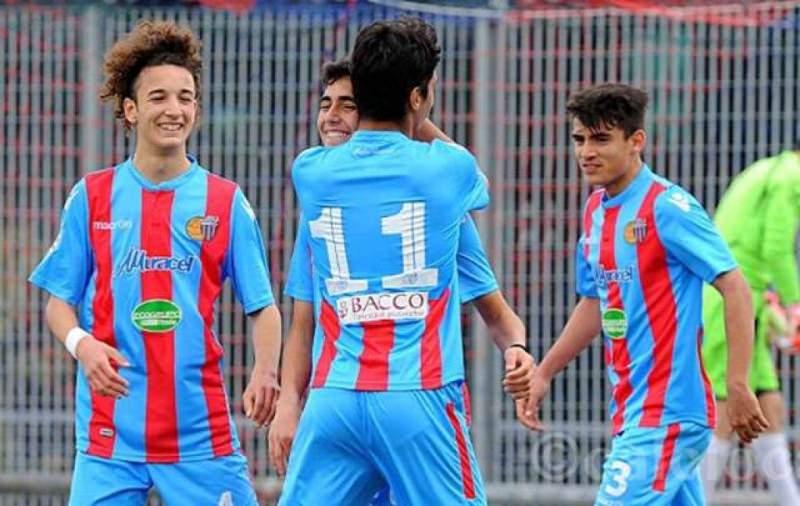 Berretti, il Catania domina a Lecce e passa ai quarti: scudetto nel mirino?