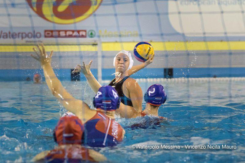 Waterpolo Messina vince e convince: NC Milano battuta 14-7