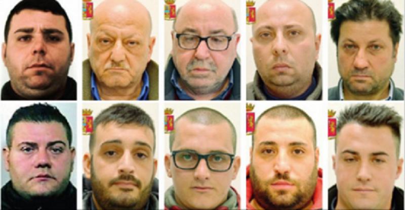Coca, eroina e hashish: sgominate due bande. I NOMI e le FOTO dei 16 arrestati