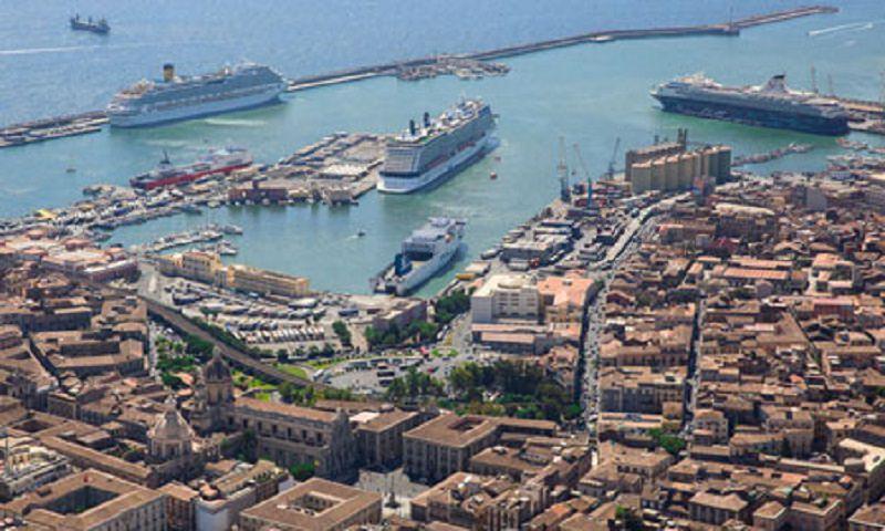 Porto turistico di Catania, attesi migliaia di crocieristi nel 2017