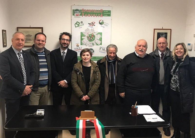 Famiglie sempre più povere a Catania: la Cisl apre Sportello in via Manzoni