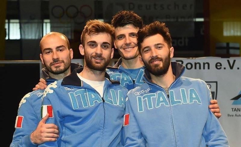 """Daniele Garozzo vince l'argento a squadre a Bonn: """"Prova molto positiva"""""""