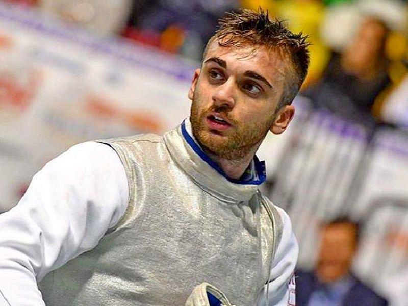 """Daniele Garozzo pronto per la Coppa del Mondo: """"Penso solo a vincere"""""""