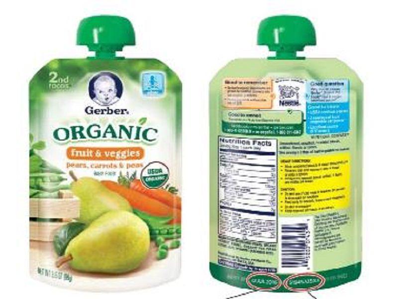 """""""Additivi non dichiarati"""":  Nestlè ritira alimenti per l'infanzia"""