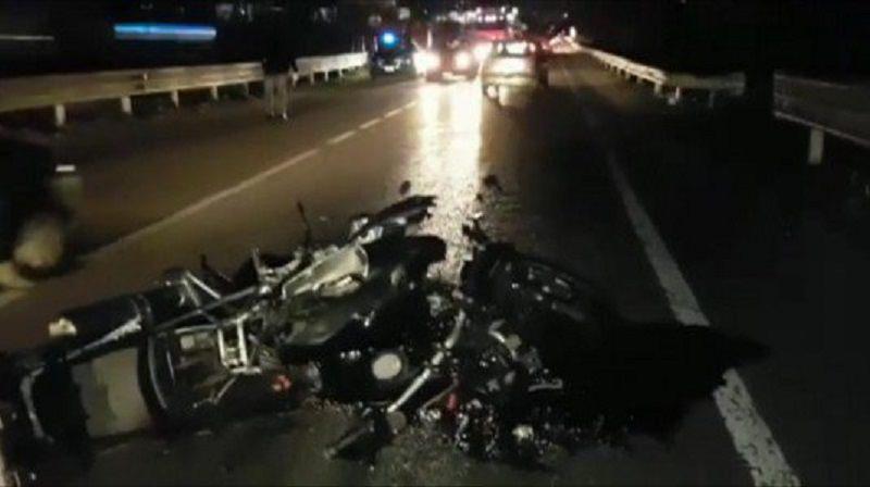 Perde il controllo della sua moto e si schianta: morto un 52enne di Palermo
