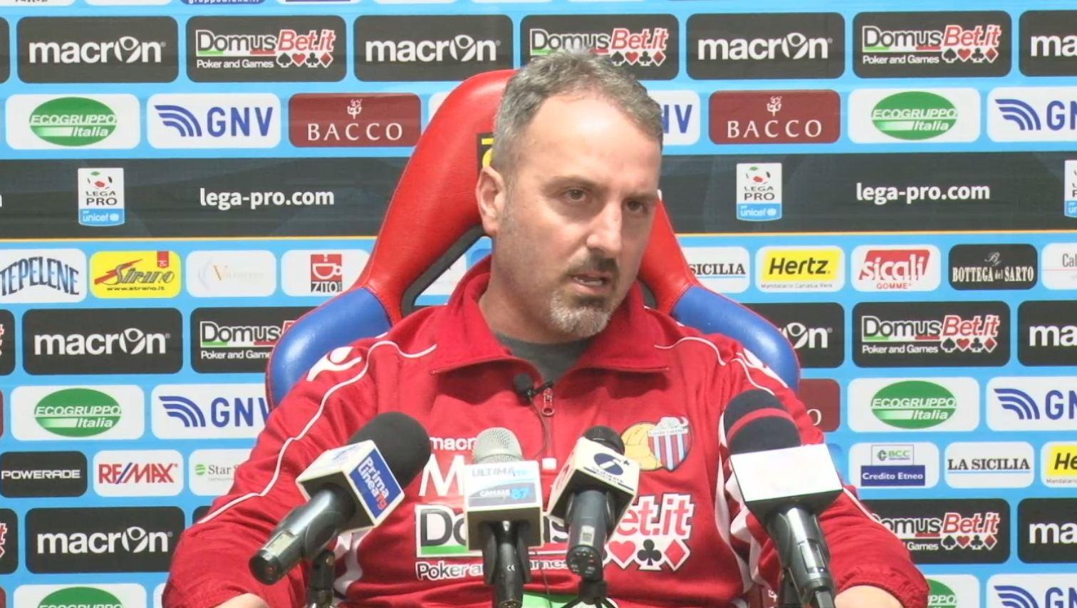 Catania, è caos totale: Petrone si è dimesso, squadra affidata a Pulvirenti