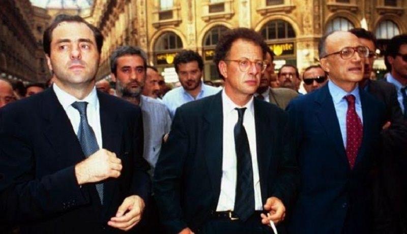 25 anni fa l'inizio di Tangentopoli