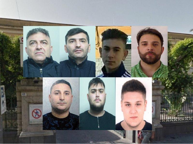 """Aggressione medico al """"Vittorio Emanuele"""" di Catania: FOTO e NOMI degli arrestati"""
