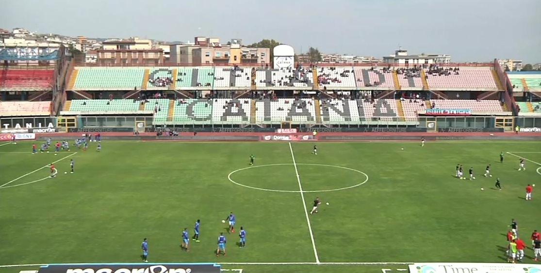 Catania 0-1 Foggia, continua la crisi rossoazzurra. Rivivi la cronaca testuale del match