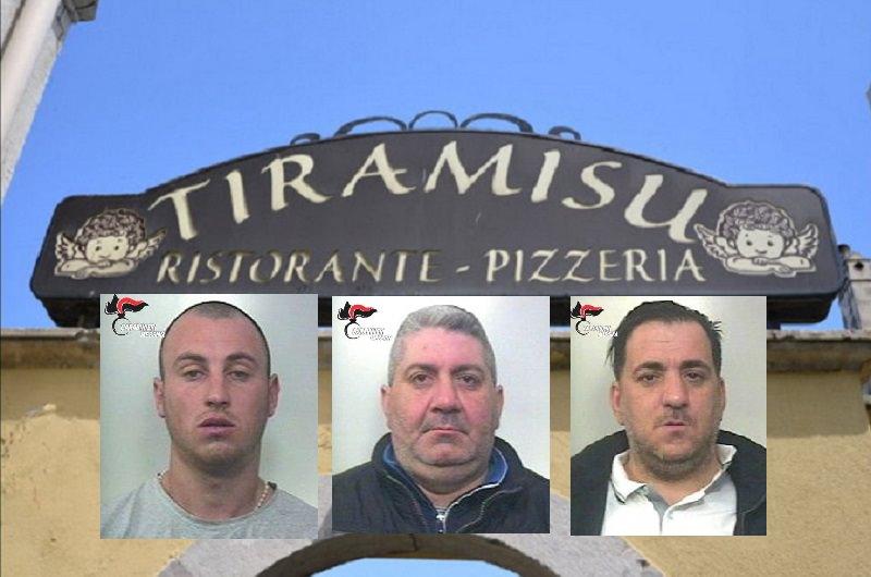 Rubarono vini pregiati da un locale di Taormina chiedendo soldi per la restituzione. Arrestati un adranita e due biancavillesi. IL VIDEO
