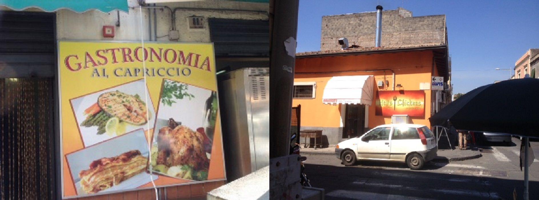 """Controlli nei locali a Catania: sanzionati """"Al Capriccio"""" e """"Hell's Chikens"""""""