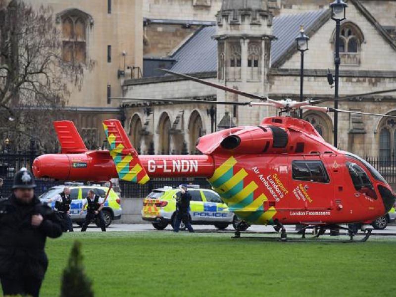 """""""Polizia, elicotteri e transenne: una brutta sensazione"""": l'attentato di Westminster visto con gli occhi di una siciliana"""