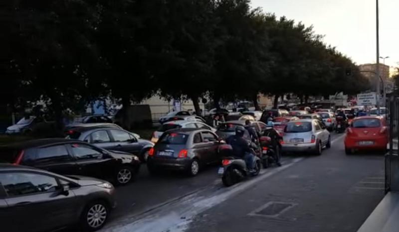 File interminabili, automobilisti impazziti e delirio: è caos alla Circonvallazione di Catania