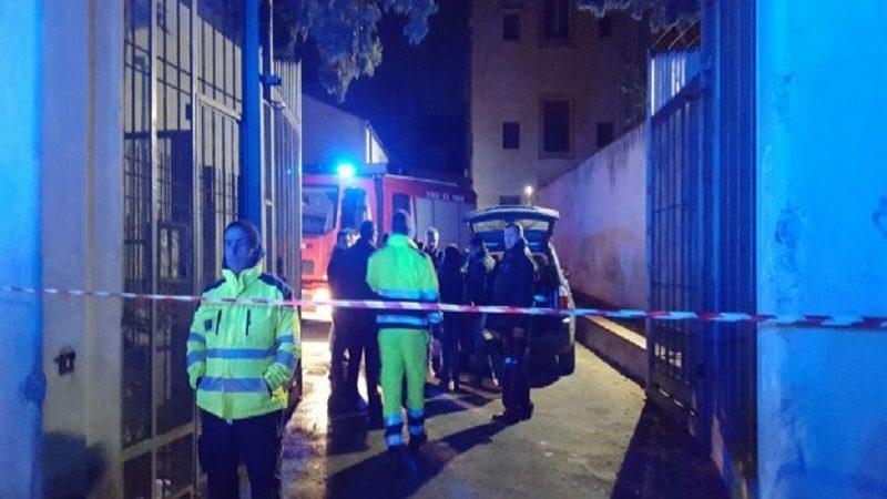 Incendio Cappuccini: la vittima potrebbe essere stata data alle fiamme