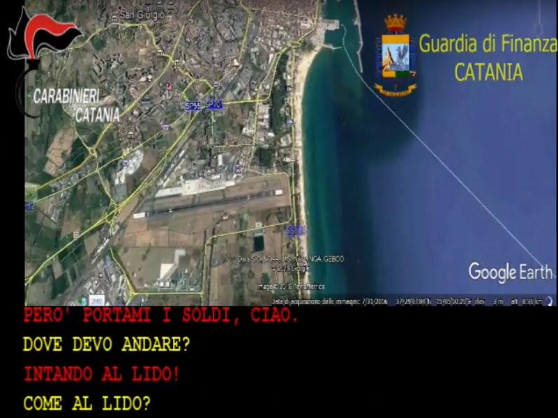 """Lido """"Le Piramidi"""" sarebbe stato il punto di riferimento della criminalità catanese, estorsioni """"Al Tubo"""" di Aci Castello"""
