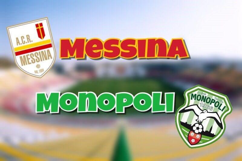 Prima vittoria per il Messina di Proto: sconfitto di misura il Monopoli
