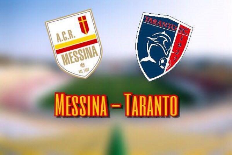 Fattore campo ok per il Messina: liquidato il Taranto 3-1
