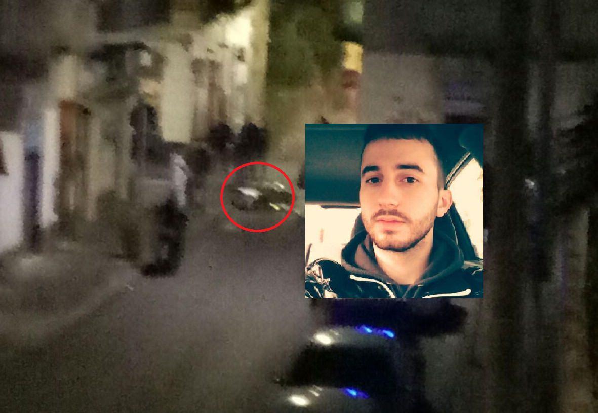 """Incidente nella notte a Barriera, muore il 25enne Domenico Crisafulli, detto """"Mimmo"""""""