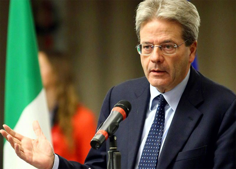 Catania, lettera dei sindacati a Paolo Gentiloni