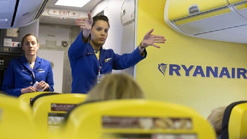 Ryanair: liberi 3.500 posti, colloqui anche a Catania e Palermo