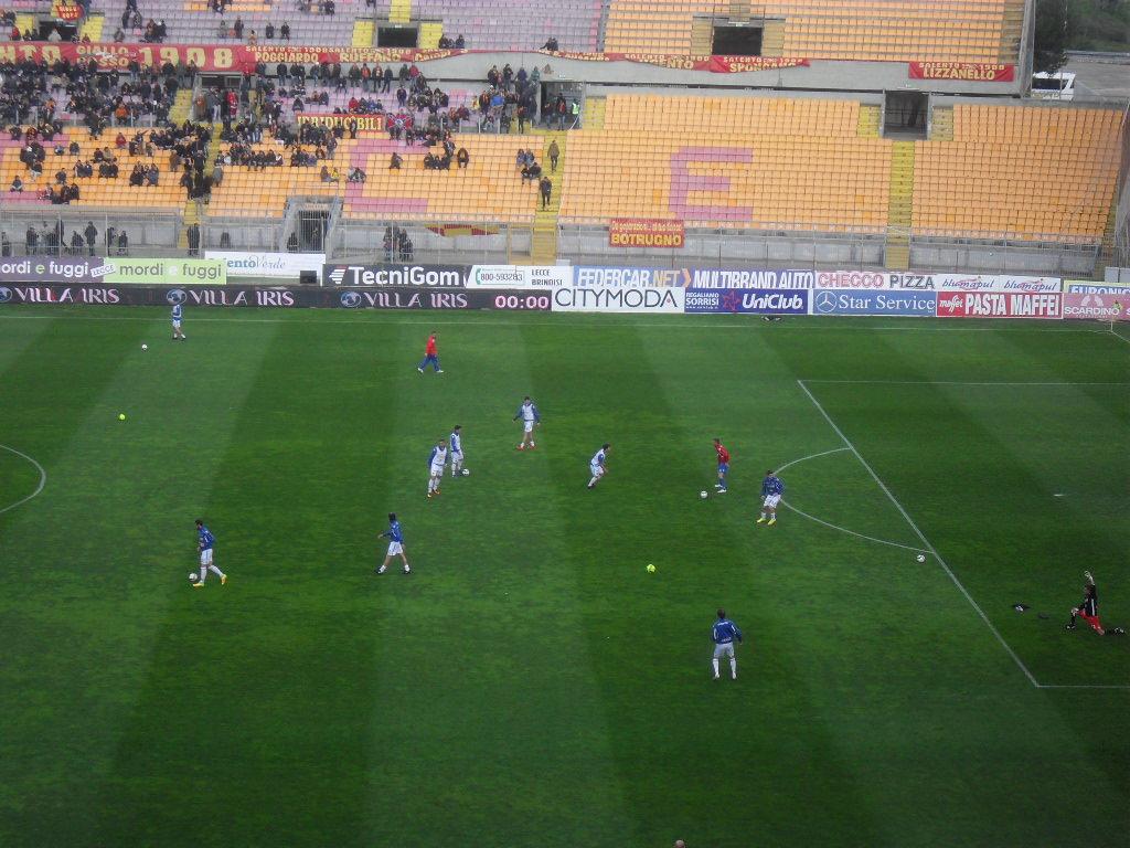 Lecce 1-0 Catania, decide Costa Ferreira. Rivivi la cronaca testuale del match