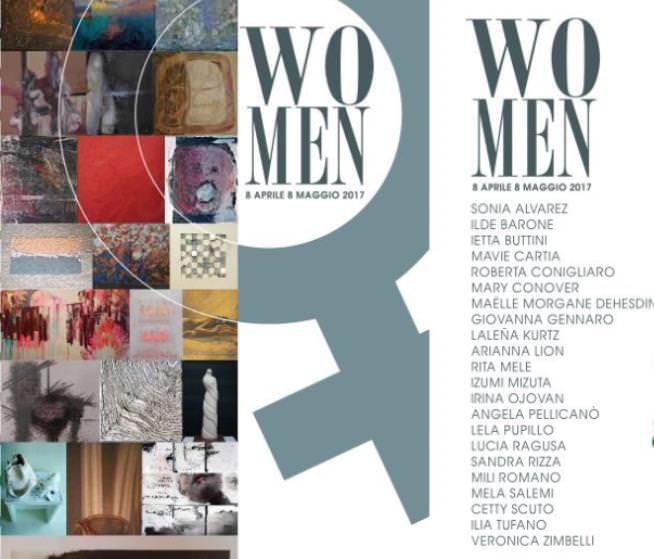 Siracusa, collettiva al femminile alla Galleria Quadrifoglio