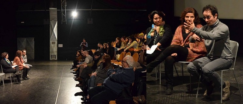 """""""Malanova"""" di Zagaria al teatro con Sciara Progett"""