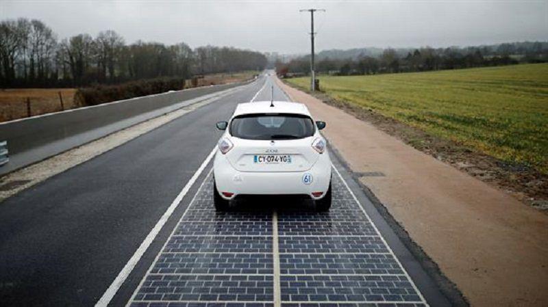 Auto elettriche e fotovoltaico fermeranno la crescita delle energie fossili