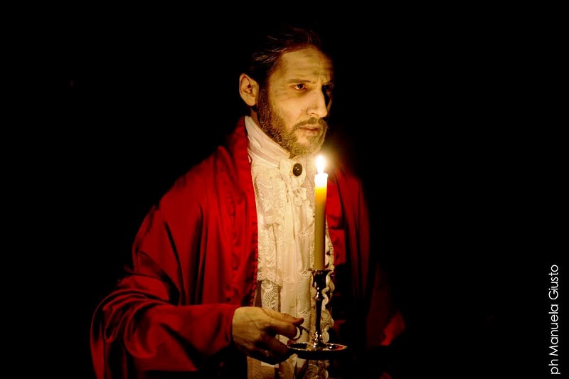 """Sabato e domenica a Ragusa Ibla in scena """"Dracula, la leggenda!"""""""
