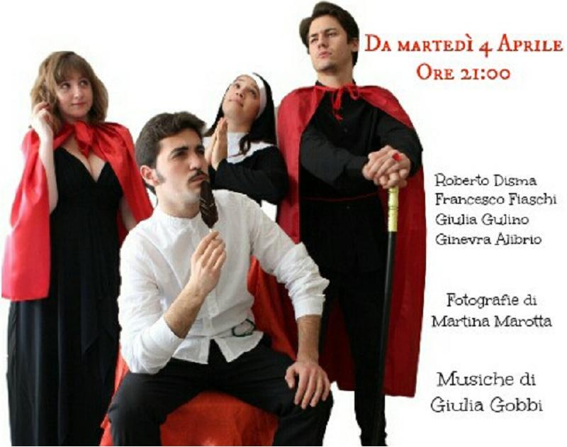 """""""Teatro alla lettera"""" prima compagnia teatrale universitaria siciliana"""