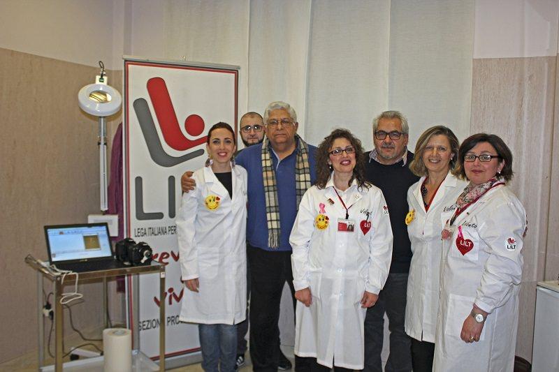 Catania, acquistato dermatoscopio di ultima generazione per prevenire melanoma
