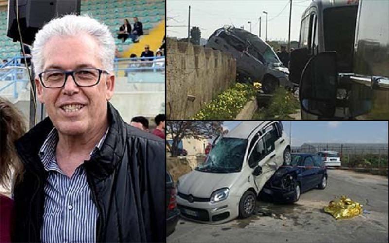 Non rispetta lo stop e causa gravissimo incidente: morto 60enne