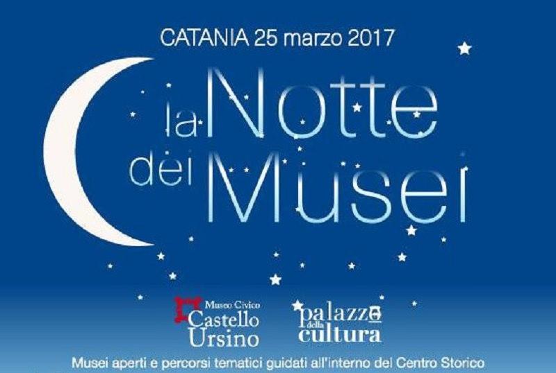 Ritorna la Notte dei Musei a Catania