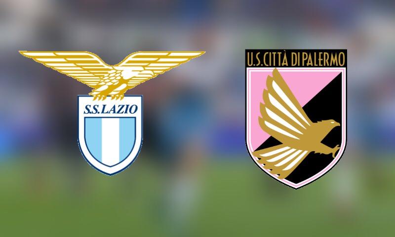 Palermo umiliato, la Lazio cala il set: 6-2, Serie B ormai certa