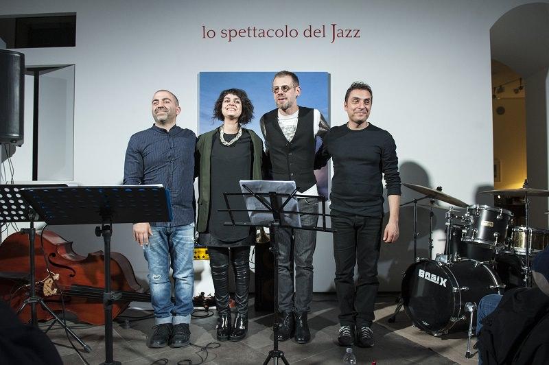 Sold out per i Vocalese Monk e Fabrizio Bosso, alle Quam di Scicli