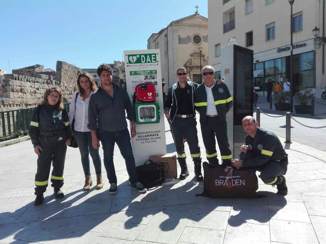 Siracusa: consegna del nuovo defibrillatore slitta, ma avverrà a breve