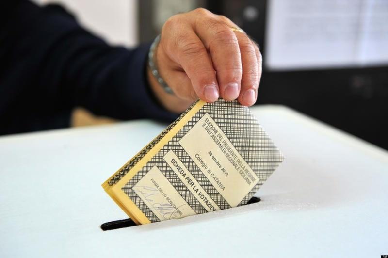 Amministrative, seggi aperti in 5 Comuni siciliani per ballottaggi