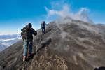Escursionisti dispersi sull'Etna: marito e moglie ritrovati impauriti e infreddoliti