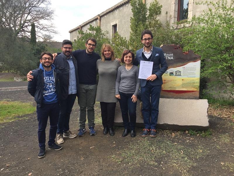 """Etna """"bene comune"""": collaborazione tra Ente Parco e Leo Club"""
