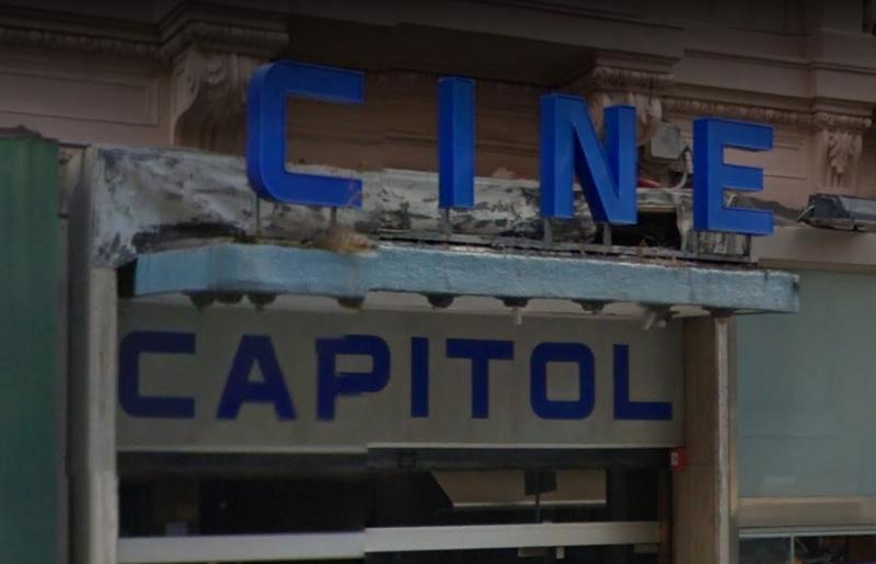 Chiude il cinema Capitol: l'ultima sala a luci rosse sopravvissuta