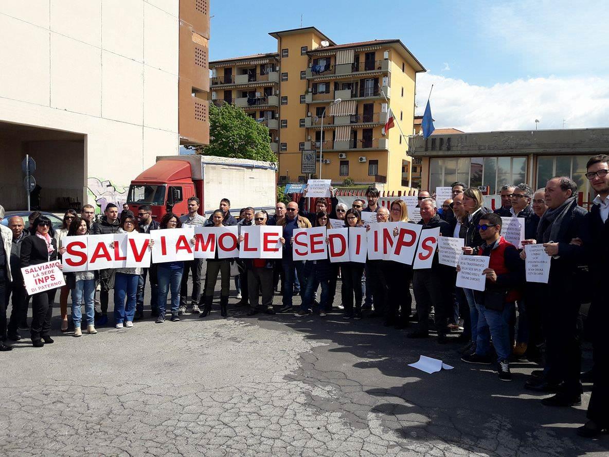 INPS, probabile spostamento a Bronte della sede di Paternò: cittadini infuriati