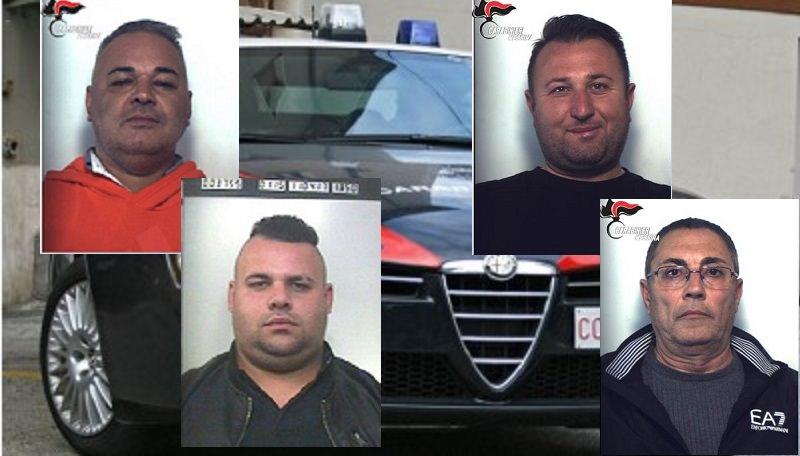 Imponevano la consegna di automezzi in vendita: 4 arresti tra Taormina e Catania. NOMI e FOTO
