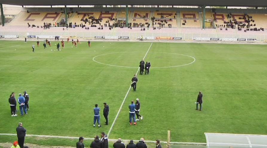 Catanzaro 2-1 Catania, rivivi la cronaca testuale del match