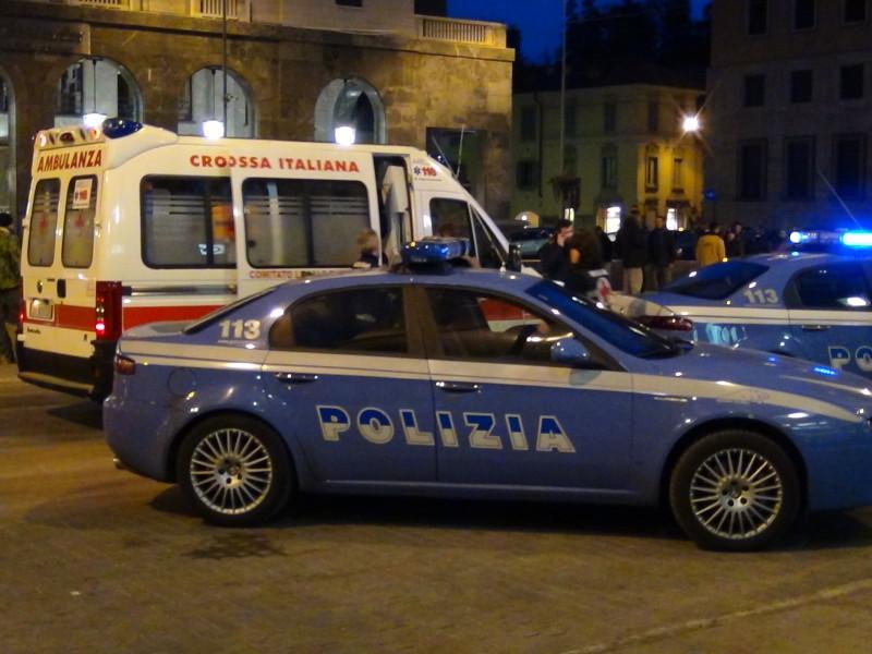 Scontro tra due auto lungo la SP 25: ferita 40enne, trasportata in ospedale