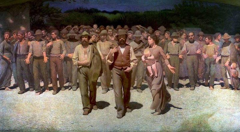 Gli ideali del primo maggio: il proletariato nel mondo